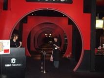 映画「ダンシング・チャップリン」を観た大映画館 なんと10部屋もあり。