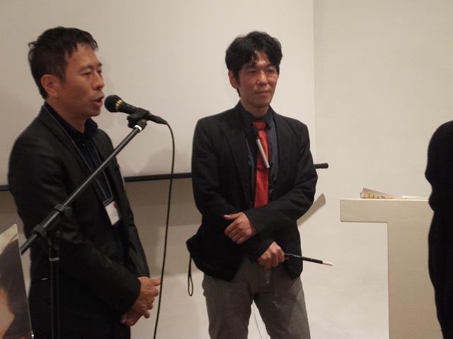 「あずさ2号」に乗せてギャグマジック。安眠ドクター大谷憲氏は遥々金沢から駆けつけてくださいました。